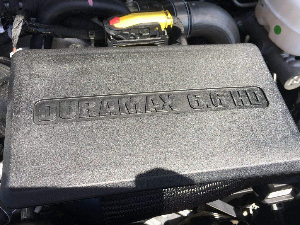 2017 GMC Sierra 3500HD Denali 4WD 4D Crew Cab Duramax Diesel